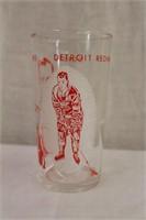 """Detroit Red Wing Gordie Howe 5"""" tumbler"""