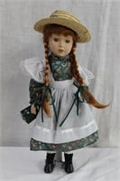 """16"""" Anne of Green Gables doll"""