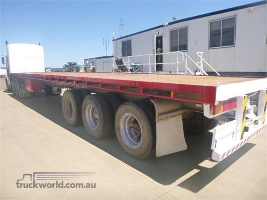 1994 Freighter Flat Top Trailer - Truckworld.com.au - Trailers for Sale