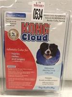 KONG CLOUD MEDIUM INFLATABLE COLLAR