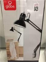 GLOBE CLAMP LAMP