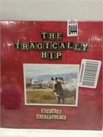 THE TRAGICALLY HIP ROAD APPLES VINYL RECORD