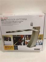 AMPLIFIED HDTV INDOOR ANTENNA