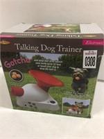 TALKING DOG TRAINER