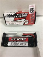 SET OF 2 RACERS EDGE BATTERY PACK