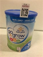 TODDLER GO&GROW BY SIMILAC 12-36 MONTHS