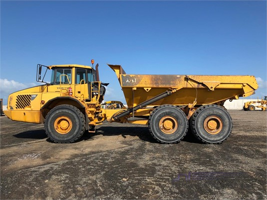 2004 Volvo A35D - Heavy Machinery for Sale