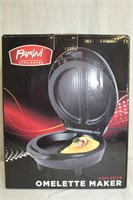 New in box Parnini omelette maker