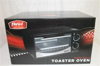 Parnini toaster over mat black new in box