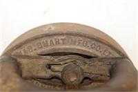 Smarts Brockville sad iron