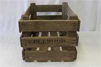 """Bellwood egg crate 13 X 18 X 10.5"""""""