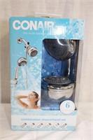 Conair combination shower head set new in box