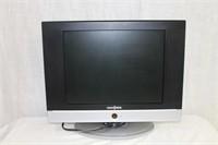 "Insignia 15"" TV with remote"
