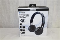 Amerisound bluetooth stereo head phone with mic