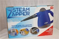 Mini Steam Zapper hard surface steam cleaner