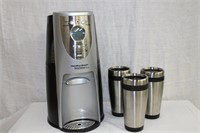Hamilton Beach brew station deluxe with 3