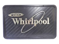 WHIRLPOOL S/S PLASTIC EMBOSSED SIGN