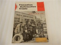 1960 CANADIAN AUTOMOTIVE TRADE MAGAZINE