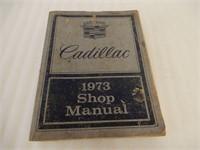 1973 CADILLAC SHOP MANUAL