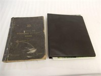 LOT OF 2 COLLECTOR BOOKS