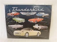2003 THUNDERBIRD SST SIGN