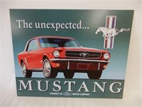 """1997 FORD MUSTANG """"THE UNEXPECTED"""" SST SIGN"""