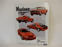 1998 FORD MUSTANG 30 YEARS SST SIGN