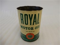 EN-AR-CO ROYAL MOTOR OIL U.S. QT. CAN