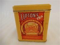 LIPTON'S FINEST TEA TIN