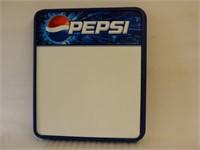 PEPSI HEAVY PLASTIC GLOBE DESIGN MENU BOARD