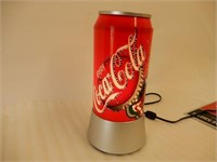 COCA-COLA LIGHT-UP CAN