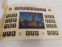 CANADA CONFEDERATION 1867-1967 BOOKLET