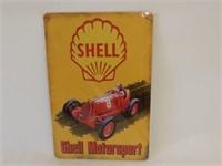SHELL MOTORSPORT SST SIGN