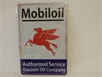 MOBILOIL AUTHORIZED SERVICE SST SIGN