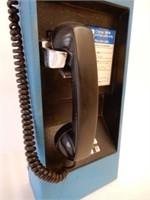 CHARGE, SOS & FREE CALLS TELEPHONE BOX