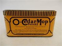 O-CEDAR MOP POLISH CLOTH TIN