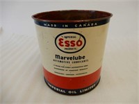 IMPERIAL ESSO MARVELUBE 5 LBS. GREASE CAN