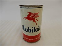 MOBILOIL PEGASUS CANADIAN  QT. OIL CAN