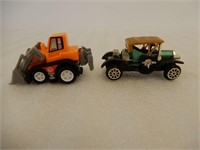 LOT OF 2 MINIATURE TOYS
