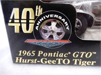 PONTIAC 40TH ANNIVERSARY 1965 GTO  REPLICA / BOX