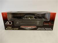 PONTIAC 40TH ANNIVERSARY 1964 GTO  REPLICA / BOX