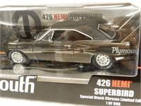 1970 PLYMOUTH SUPERBIRD REPLICA / BOX