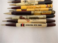 GROUPING  OF 15  AUTOMOTIVE MECHANICAL PEN PENCILS