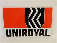 UNIROYAL TIRES SST SIGN