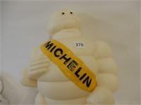 "MICHELIN MAN ""BIB"" PLASTIC ADVERTISING"