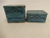 LOT OF 5 EDGEWORTH PIPE TOBACCO CANS