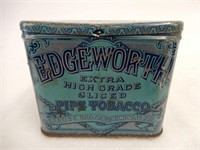 GROUPING OF 4 EDGEWORTH PIPE TOBACCO CANS