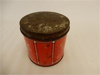 OLD VIRGINIA  65 CENT TOBACCO CAN