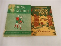 LOT OF 2 CHILDS READING BOOKS