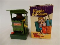 W.C. HIPPIE OUT-HOUSE / BOX